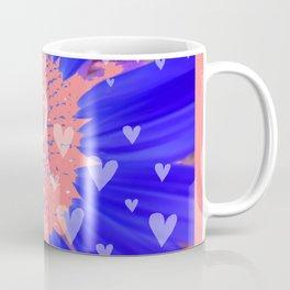 Pink Hearts Forever Coffee Mug