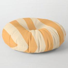 Sherbet Stripes Floor Pillow