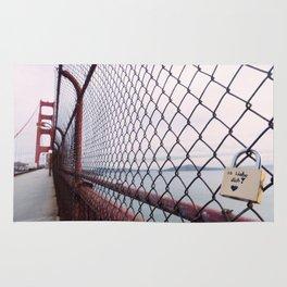 I love you, San Francisco Rug