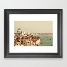 City of Venice Framed Art Print