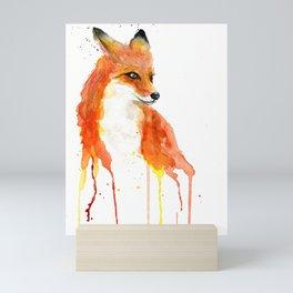 Foxy Mini Art Print