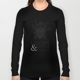Liberty and Justice for all Long Sleeve T-shirt