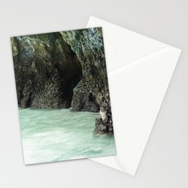 Swimming Monkey Stationery Cards