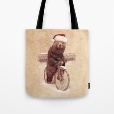 A Barnabus Christmas Tote Bag