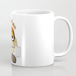 Flan Man Coffee Mug