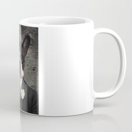 Sir Duncan - Boston Terrier Portrait Coffee Mug
