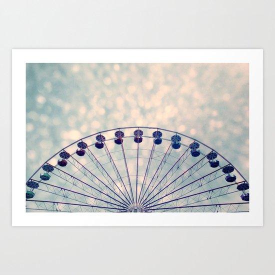 karuselo Art Print