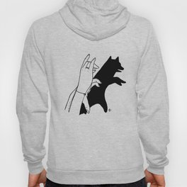 Bear shadow Hoody