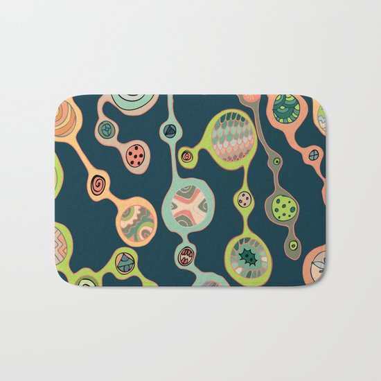 O-o- creations Bath Mat