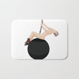 Miley Cyrus - Wrecking Ball Bath Mat