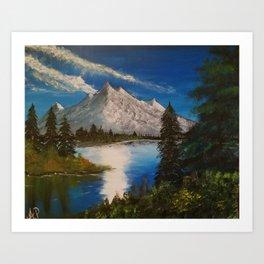 Bright Sky Art Print