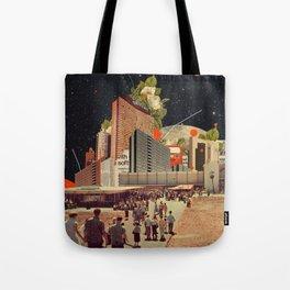 Software Road Tote Bag