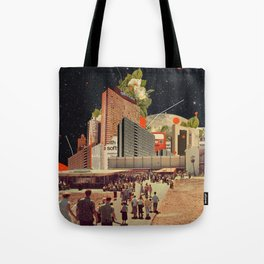 Software Road Tote Bag