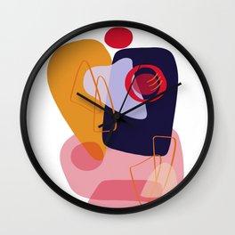Modern minimal forms 20 Wall Clock