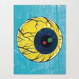 Audio Visual Club Canvas Print