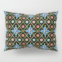 Elizabethan Lattice Pillow Sham