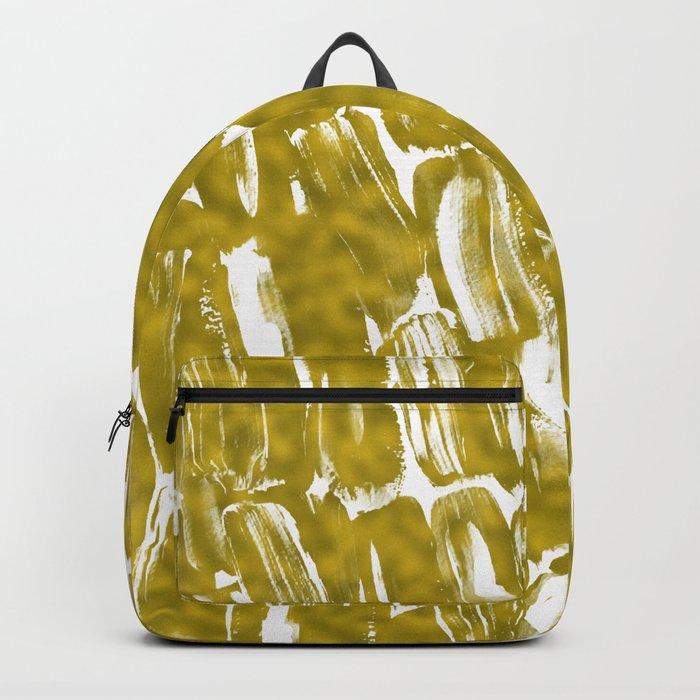 Gold Sugarcane Backpack