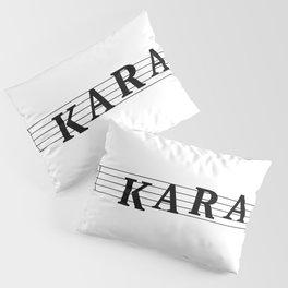 Name Kara Pillow Sham