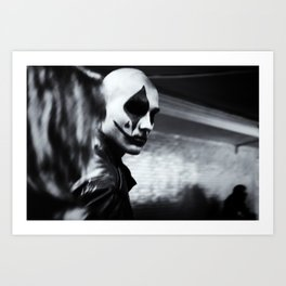 The Joker Art Print