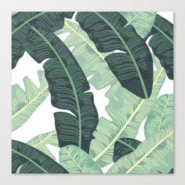 BANANA LEAVES 2 Canvas Print