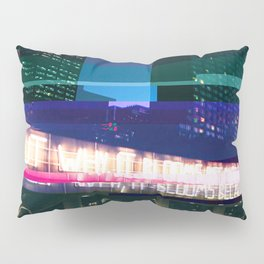 Project L0̷SS | Nathan Phillips Square, Toronto Pillow Sham