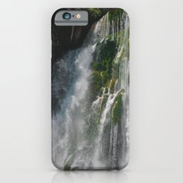 Iguazú Falls vol. 02 iPhone Case