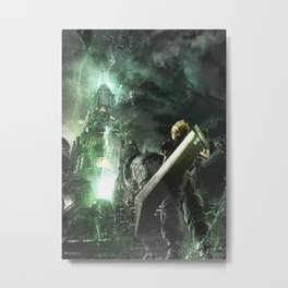 Soldier lifestream Metal Print