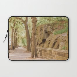 Spring on Central Park West Laptop Sleeve