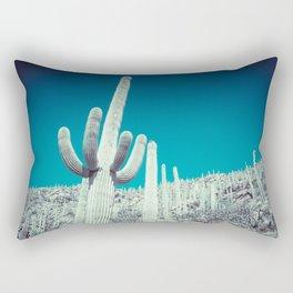 ETHREAL CACTUS I Rectangular Pillow