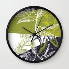 BOTANIA I Wall Clock