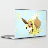 eevee Laptop & iPad Skins featuring Eevee-licious! by EeekGirl