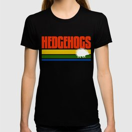 Hedgehogs Retro T-Shirt T-shirt