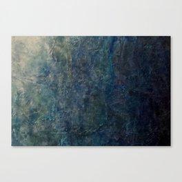 Wet Depth Canvas Print