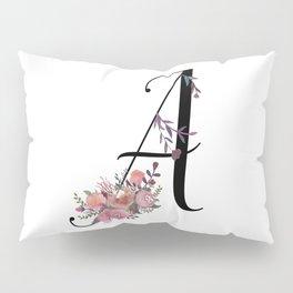 Modern Calligraphy Pillow Sham