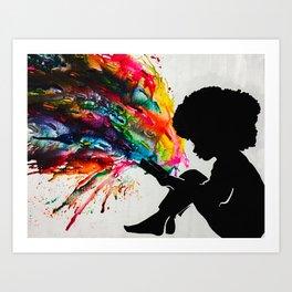 Possibilites Art Print