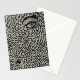 Eyedrops  Stationery Cards