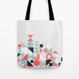Modern Geometric 29 Tote Bag