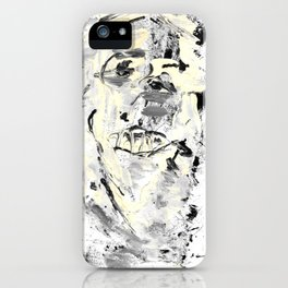 Face explosive I. iPhone Case