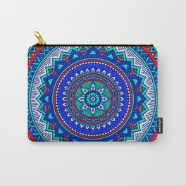 Hippie mandala 28 Carry-All Pouch