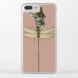 Tatiana Clear iPhone Case