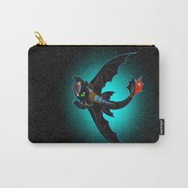 How To Train You Dragon 2- Toothless Carry-All Pouch