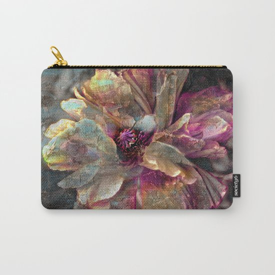 Abstract poppy(3). Carry-All Pouch