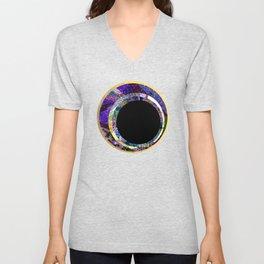 Black Hole Sun Unisex V-Neck