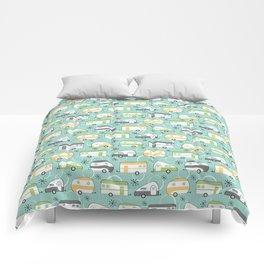 Happy Campers Comforters