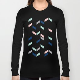 Herringbone Long Sleeve T-shirt