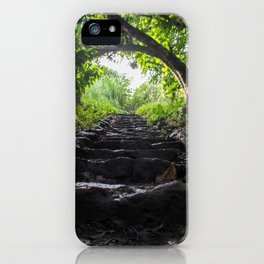 Stairway to Life iPhone Case