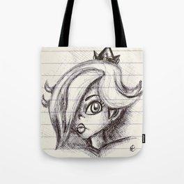 Rosalina Noire Tote Bag