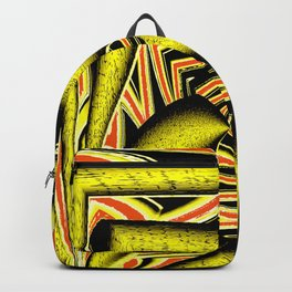 Have a little orange with your lemon... Backpack