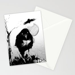 Carrion Bird Stationery Cards