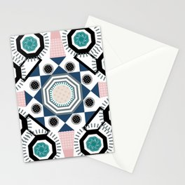 Pastel Mandala Stationery Cards